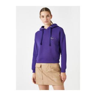 Koton Womens Hoodie Printed Sweatshirt dámské Other S