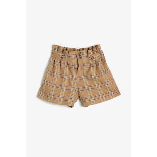 Koton Yellow Kids Shorts dámské 11-12 years