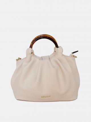 Krémová kabelka Gionni dámské