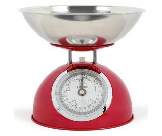 Kuchynská váha 1.8L Červená 1.8L