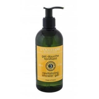 L´Occitane Aromachology Revitalizing Shower Gel 300 ml sprchovací gél pre ženy Prírodný dámské 300 ml