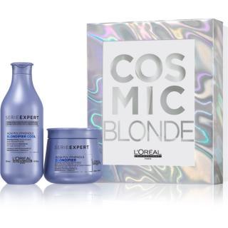 L'Oréal Professionnel Serie Expert Blondifier darčeková sada I.  dámské