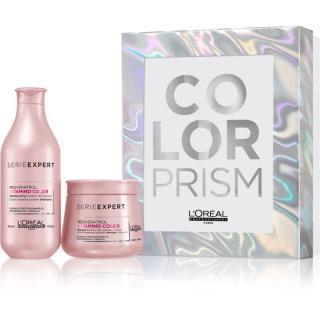 L'Oréal Professionnel Serie Expert Vitamino Color Resveratrol darčeková sada I.  dámské