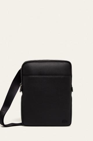 Lacoste - Malá taška pánské čierna ONE SIZE