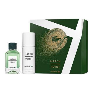 Lacoste Match Point - EDT 100   deodorant ve spreji 150 ml pánské
