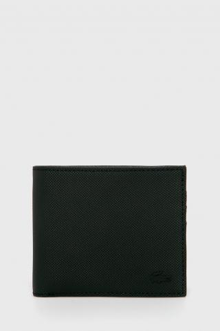 Lacoste - Peňaženka pánské čierna ONE SIZE