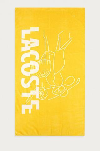 Lacoste - Uterák žltá ONE SIZE
