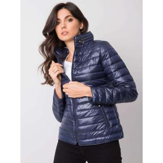 Ladies´ navy blue quilted jacket dámské Neurčeno L