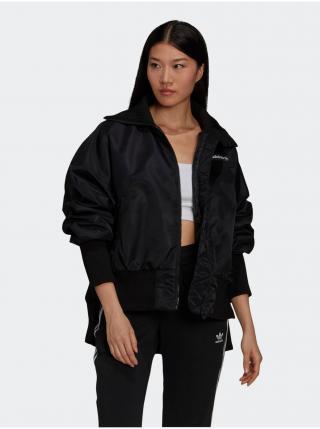 Ľahké bundy pre ženy adidas Originals - čierna dámské XS