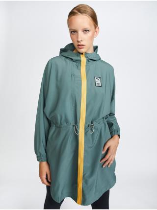 Ľahké bundy pre ženy Puma - zelená dámské L