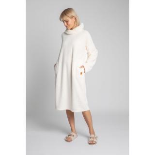 LaLupa Womans Dress LA002 dámské ecru XXL