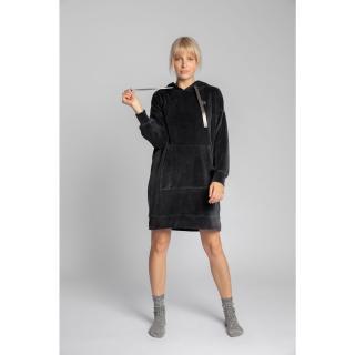 LaLupa Womans Dress LA010 dámské Graphite XXL