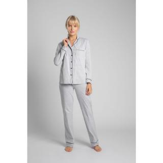 LaLupa Womans Shirt LA019 Light dámské Light Grey L