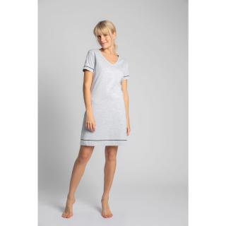 LaLupa Womans Shirt LA021 Light dámské Light Grey L