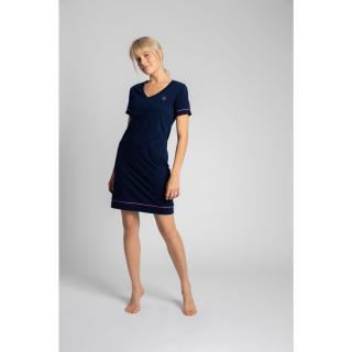 LaLupa Womans Shirt LA021 Navy Blue dámské L