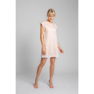 LaLupa Womans Shirt LA043 Peach dámské pmarańczowy L