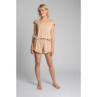 LaLupa Womans Shorts LA024 Cappuccino dámské Brown L