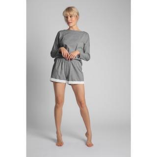 LaLupa Womans Shorts LA042 dámské Grey L
