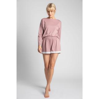 LaLupa Womans Shorts LA042 dámské Heather L