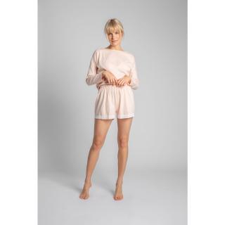 LaLupa Womans Shorts LA042 Peach dámské pmarańczowy L