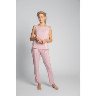 LaLupa Womans Top LA022 dámské Pink L