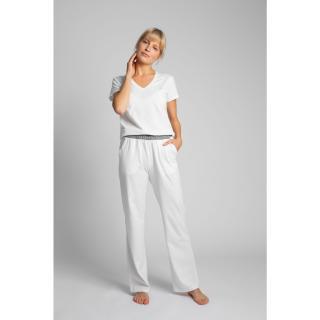 LaLupa Womans Trousers LA016 dámské ecru L