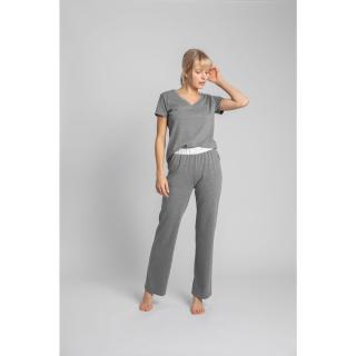 LaLupa Womans Trousers LA016 dámské Grey L