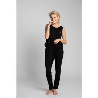 LaLupa Womans Trousers LA025 dámské Black L