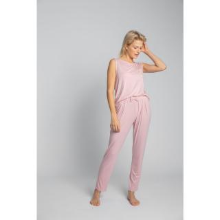 LaLupa Womans Trousers LA025 dámské Pink L