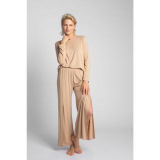 LaLupa Womans Trousers LA026 Cappuccino dámské Brown L