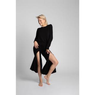 LaLupa Womans Trousers LA026 dámské Black L