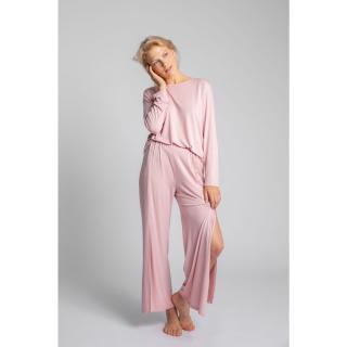 LaLupa Womans Trousers LA026 dámské Pink L