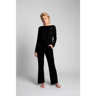 LaLupa Womans Trousers LA028 dámské Black L