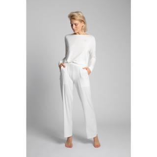 LaLupa Womans Trousers LA028 dámské ecru L