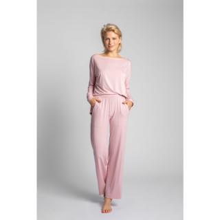 LaLupa Womans Trousers LA028 dámské Pink L