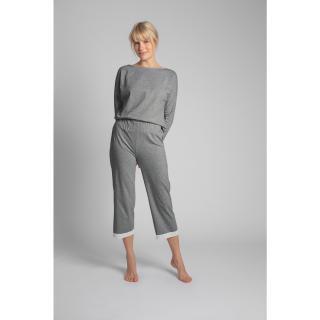 LaLupa Womans Trousers LA041 dámské Grey L