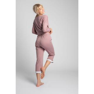 LaLupa Womans Trousers LA041 dámské Heather L