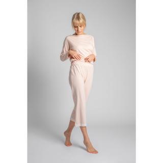 LaLupa Womans Trousers LA041 Peach dámské pmarańczowy L