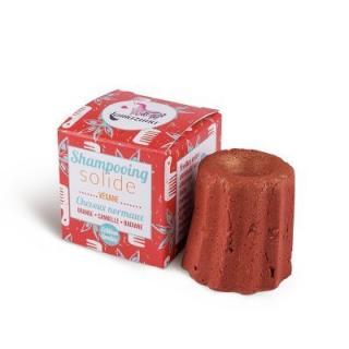 Lamazuna Tuhý šampón pre normálne vlasy 55 g Pomeranč, anýz, skořice