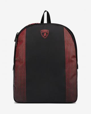 Lamborghini Batoh Čierna Červená pánské UNI