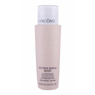 Lancôme Nutrix Royal Body Dry Skin 400 ml telové mlieko pre ženy dámské 400 ml