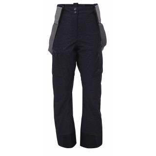 LANNA - ECO dámské 2L lyžařské kalhoty - black Neurčeno M