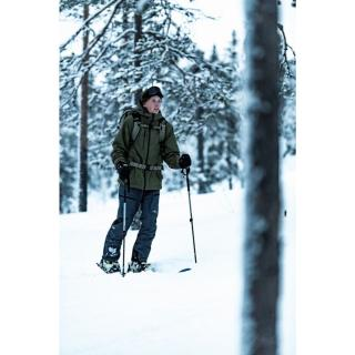 LANNA - ECO pánské 2L lyžařské kalhoty - black pánské Neurčeno S