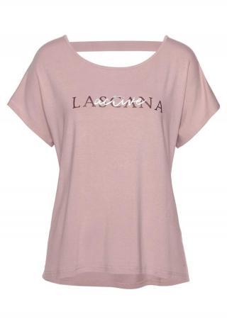 LASCANA ACTIVE Funkčné tričko  rosé dámské L