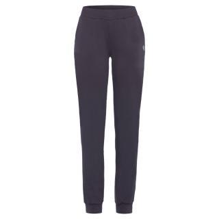 LASCANA ACTIVE Športové nohavice  antracitová dámské L