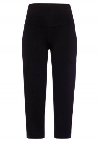 LASCANA ACTIVE Športové nohavice  čierna dámské XL