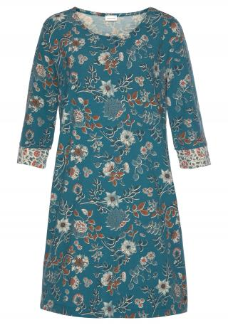 LASCANA Nočná košieľka  modrá dámské 44-46
