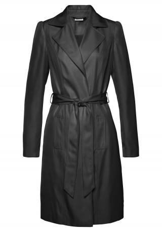 LASCANA Prechodný kabát  čierna dámské XXL