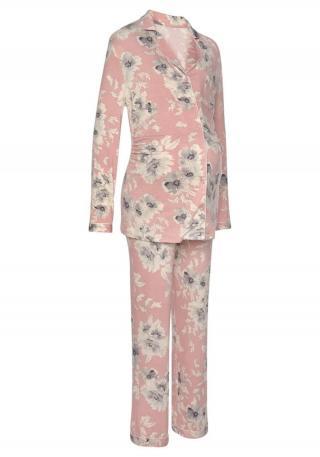 LASCANA Pyžamo  zmiešané farby dámské XXXL