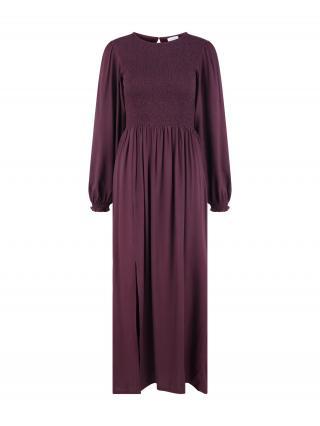 LASCANA Šaty  baklažánová dámské 34